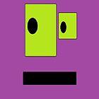 The Purple Blob by emperorBear