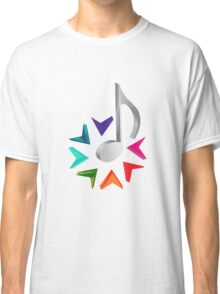 MUSIC TIME Classic T-Shirt