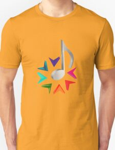 MUSIC TIME Unisex T-Shirt