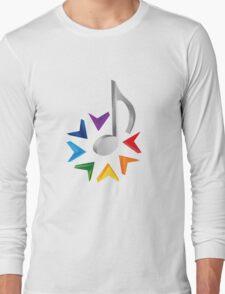 MUSIC TIME Long Sleeve T-Shirt