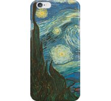 Van Gogh iPhone 5 Case - The Starry Night (Detailed) iPhone Case/Skin