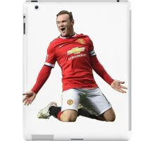wayne rooney iPad Case/Skin