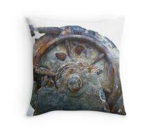 Shipwreck 2 Throw Pillow