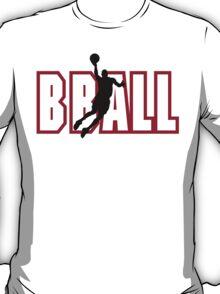 """Basketball """"BBALL"""" T-Shirt"""