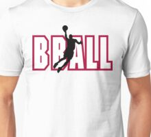 "Basketball ""BBALL"" Unisex T-Shirt"