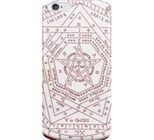Devil's Trap Case iPhone Case/Skin