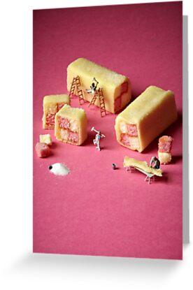 Battenberg builders by Bitesized