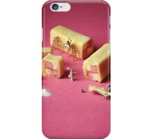 Battenberg builders iPhone Case/Skin
