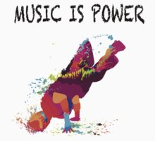 MUSIC IS POWER by yosi cupano