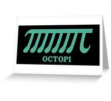 Octopi Greeting Card
