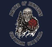 Master of Dungeons - Greyhawk Original Baby Tee