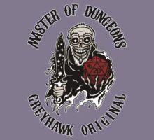 Master of Dungeons - Greyhawk Original Kids Tee