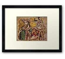 Two Of The Three Kings Framed Print