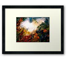 Upland Solitudes... Framed Print