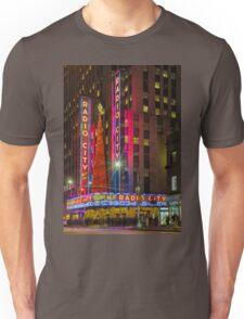 Radio City Music Hall, Study 1 Unisex T-Shirt