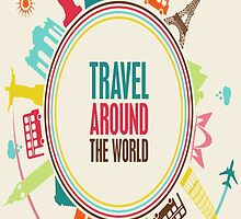 travel around the world by JoeEgy