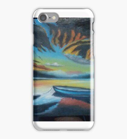 Original Oil Painting iPhone Case/Skin