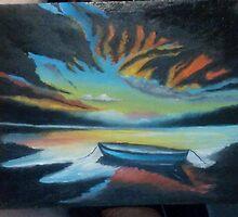 Original Oil Painting by SeanAlmeida15