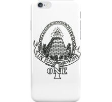 one sugar iPhone Case/Skin