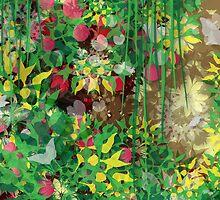 Garden  by fruhling