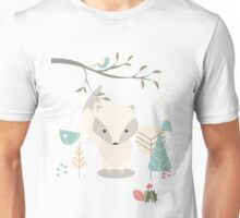 Christmas baby fox 07 Unisex T-Shirt