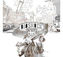 Bioshock Infinite Photographic Print