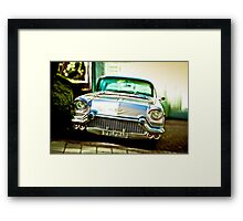 Car Dreams Framed Print