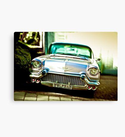 Car Dreams Canvas Print