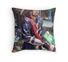 Arrrr Matey Throw Pillow