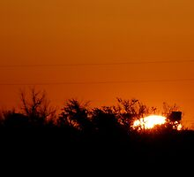 Tucumcari Sunrise by skyhat