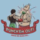 Punch'em Out! by MeleeNinja