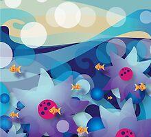 Joyful Spring - Sea by fruhling