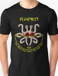Flying Spaghetti Monster -- R'Amen Unisex T-Shirt