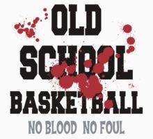 Old School Basketball by SportsT-Shirts