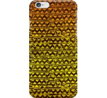 mosaic chevron  iPhone Case/Skin