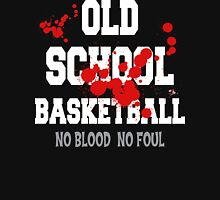Old School Basketball Dark Unisex T-Shirt
