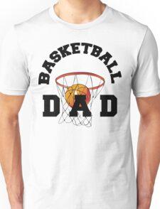 Basketball Dad Unisex T-Shirt