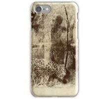 paleo warrior - iphone cover iPhone Case/Skin