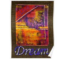 DREAM Banner Poster
