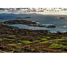 Ireland - The Green Coast Photographic Print