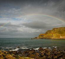 Ireland - A Pot of Gold at the End by Stephen Cullum
