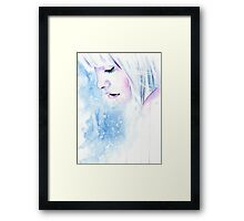 Winter fairy-tale Framed Print