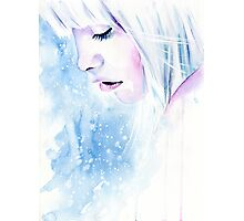 Winter fairy-tale Photographic Print