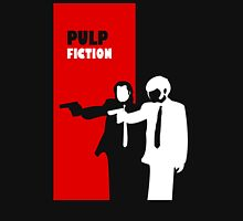 Pulp Fiction Stencil Art T-Shirt