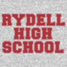 Rydell High School by TGIGreeny