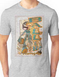 Baller Basketball Hoops Head Unisex T-Shirt