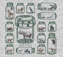 Protect Wildlife - Endangered Species Preservation  Kids Tee