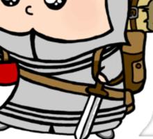 The Knight Sticker