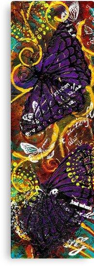Exotic Butterflies I by © Angela L Walker