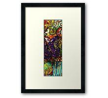 Exotic Butterflies II Framed Print